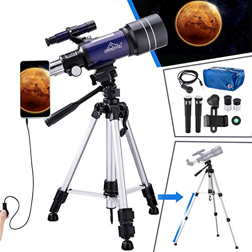 Toyrific Télescope caractéristiques Lens Cover /& FOCUS d/'ajustement 3 Grossissement Oculaire