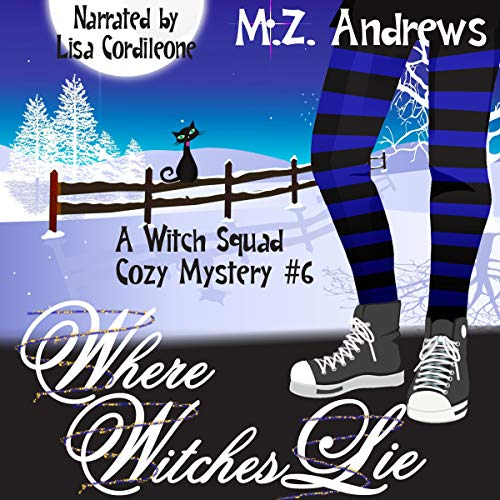 Where Witches Lie cover art