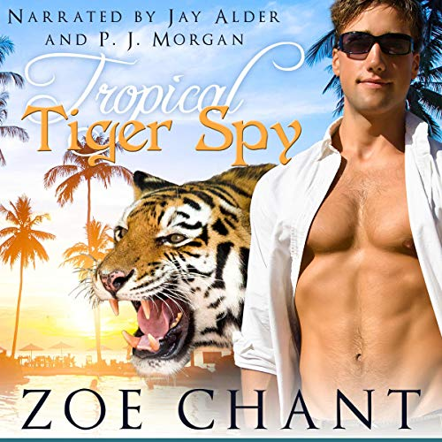 Tropical Tiger Spy Audiobook By Zoe Chant cover art