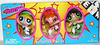 Power Puff Girls Set of 3 Boxed Pvc Figures