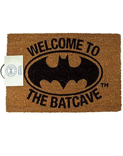 Batman Welcome To The Bat Cave Door Mat