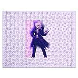 Crazy Dangan Komaeda Madness Nagito Danganronpa Designed Jigsaw Puzzle 252 Pieces 10x14 Inches Non-Toxic