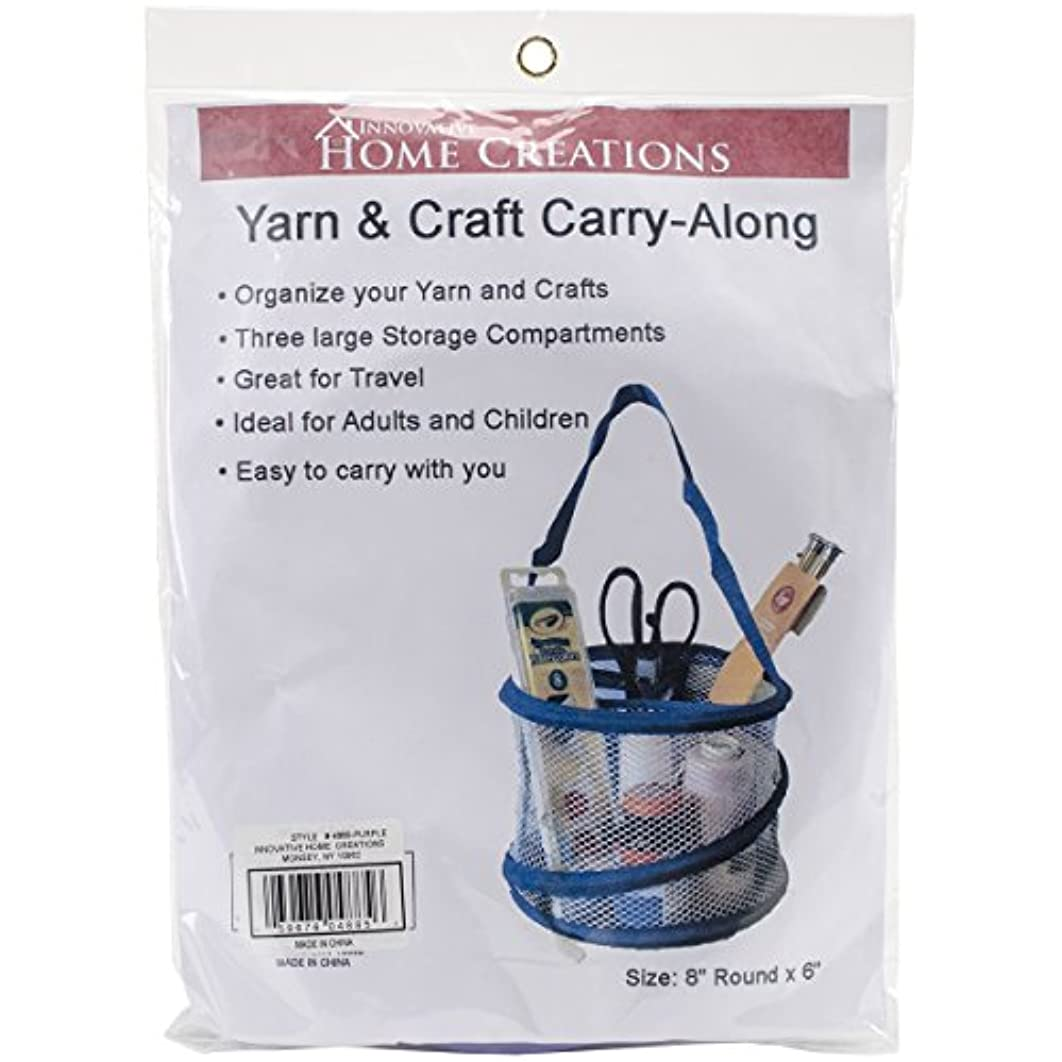Innovative Home Creations Yarn and Craft Carry Along, 8