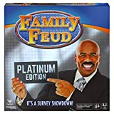 Steve Harvey Family Feud, Platinum Edition Family Party Game, Kids & Adults