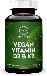 MRM Vegan Vitamin D3 & K2 – 60 Capsules