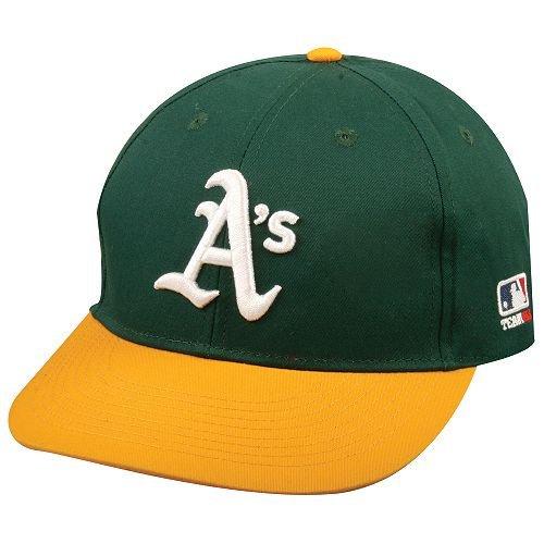 Oakland Athletics (A's) Adult MLB Licensed Replica Cap/Hat