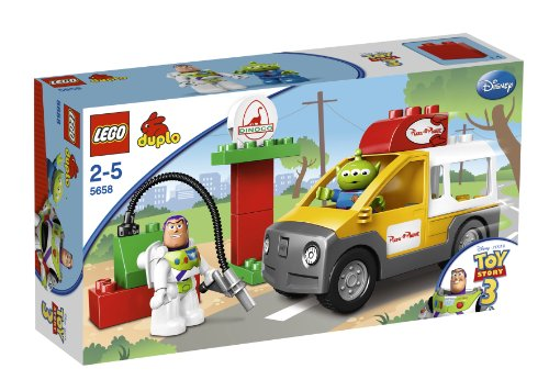 LEGO Duplo Toy Story 5658 - Pizza Planet-Lastwagen