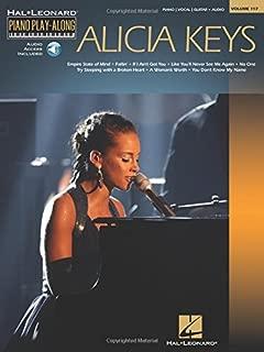 alicia keys songs piano