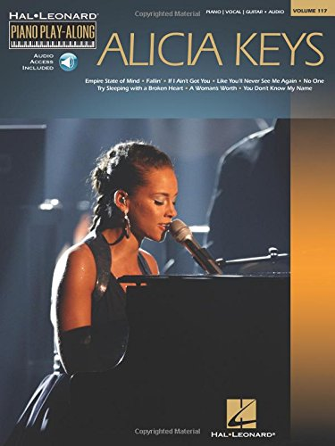 Piano Play-Along Volume 117: Alicia Keys: Play-Along, CD für Klavier, Gesang, Gitarre