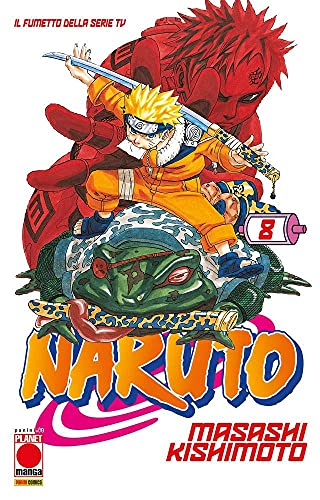 Naruto il Mito N° 8 - Ristampa - Planet Manga - Panini Comics - ITALIANO