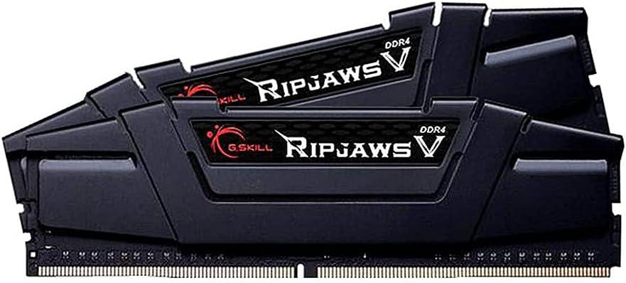 G.Skill RipJaws V Series Overseas parallel import regular item 16GB Sales for sale 2 PC4-25600 x 288-Pin 8GB SDRAM