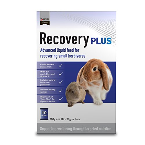 Supreme Science Recovery Plus - 10 x 20g