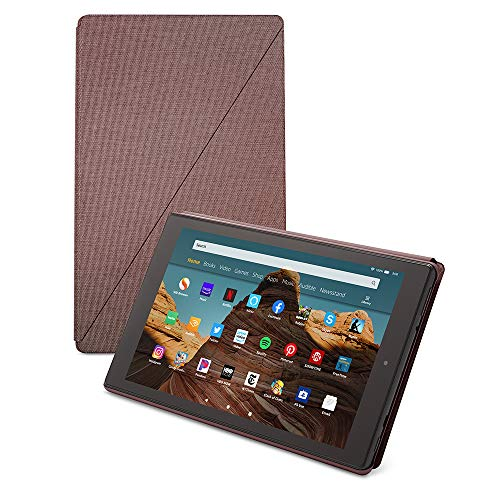 Amazon Fire HD 10 Tablet Case, Plum