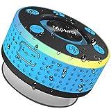 Motast Cassa Bluetooth 5.0 Senza Fili TWS, Doccia Casse Portatili IP7 con Forti Ventose, M...
