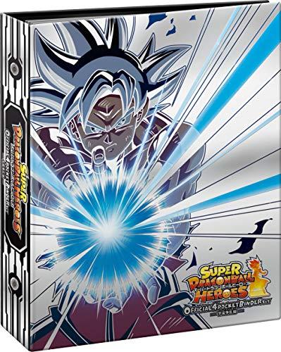Super Dragon Ball Heroes 4 Pocket Binder Set Space Battle Part Dossier Ordner Archivador Cards Cartes Karten Cartas