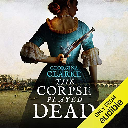 The Corpse Played Dead audiobook cover art