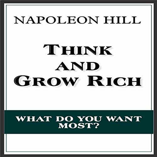 Think and Grow Rich: The Original Classic audiobook cover art