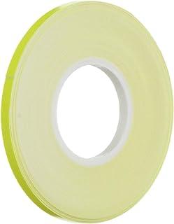 4R Quattroerre.it – 10202 – Tiras adhesivas fluorescentes para coche, color amarillo neón, 3,5 mm x 10 m