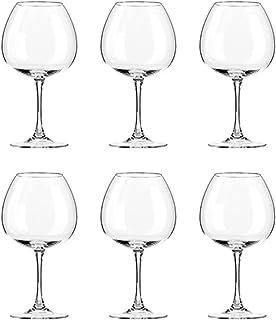 set 6 calici vino acqua linea cl 22