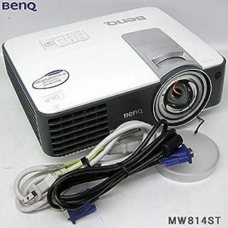 ランプ使用時間 579h // BenQ 【MW814ST】 2500lmプロジェクター