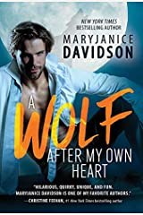 A Wolf After My Own Heart: A Hilarious Shapeshifting RomCom from a Beloved Bestselling Author (BeWere My Heart Book 2) Kindle Edition