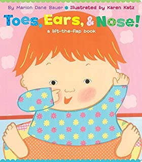 Toes, Ears, & Nose!: A Lift-the-Flap Book (Lap Edition) by Marion Dane Bauer (2015-01-06)