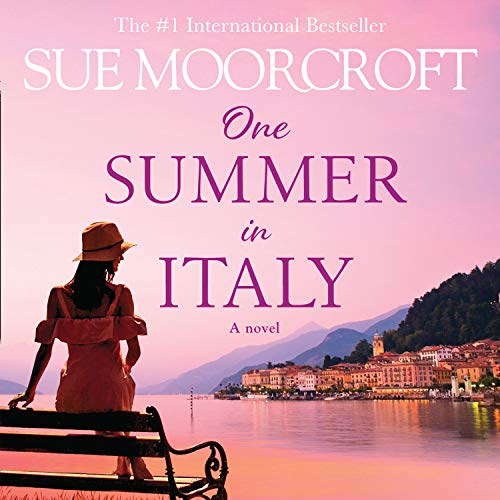 One Summer in Italy cover art