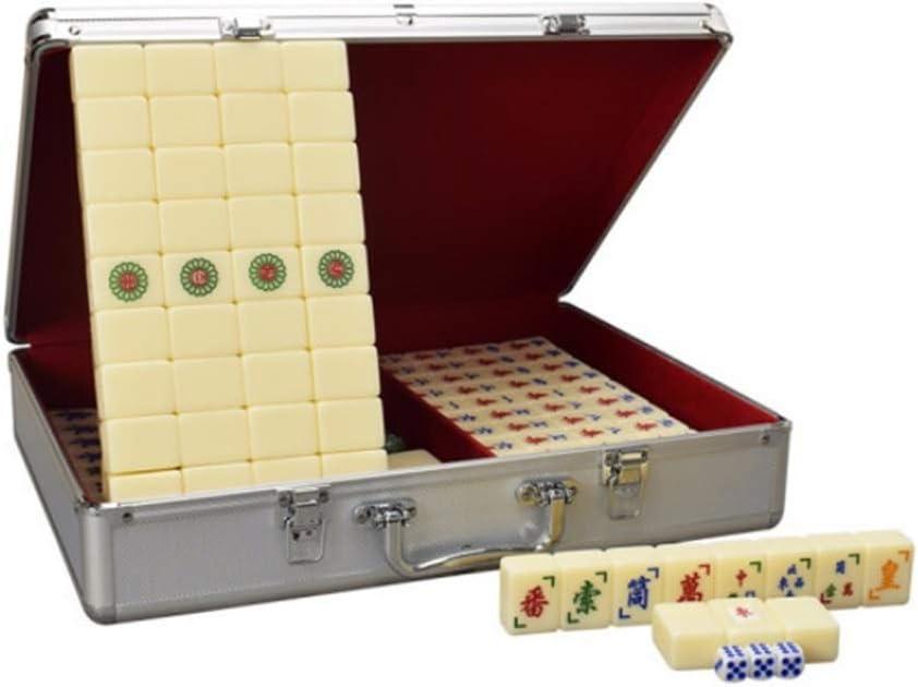 Challenge the lowest price LMZZ Acrylic Guangdong Vietnamese Mahjong Porta Rice Green Cheap SALE Start White