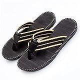 ZHUSHI Chanclas Zapatillas De Moda para Hombre Zapatillas De Playa Personalizadas Antideslizantes para Exteriores Sandalias Y Zapatillas De Playa De Ocio Chanclas para Estudiantes
