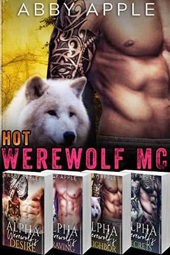 Hot Werewolf MC: A Paranormal Romance Series Box Set