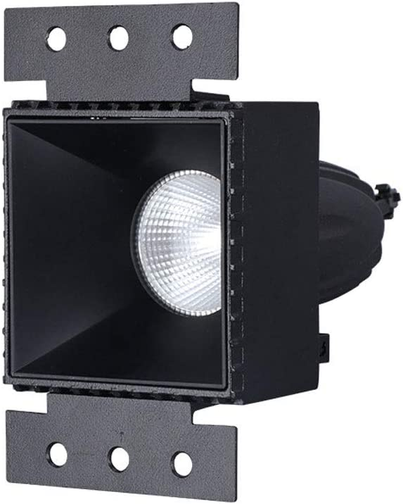 Recessed downlight Square Aluminum Alloy Pac Many popular brands Superior Casing Downlights 2