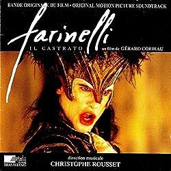 Farinelli, Il Castrato - Bande Originale Du Film Soundtrack, Import Edition (1995) Audio CD