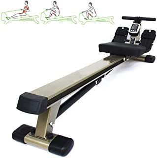 Rowing Machine,Multifunctional 12-Segment Adjustable Resistance Rowing Machine Indoor,Rowing Machine for Home Use Fitness ...