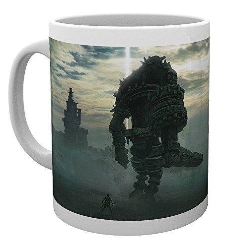 GB eye Ltd Shadow of The Colossus, Key Art, Tazza, Ceramica, Varie, 15x 10x 9cm