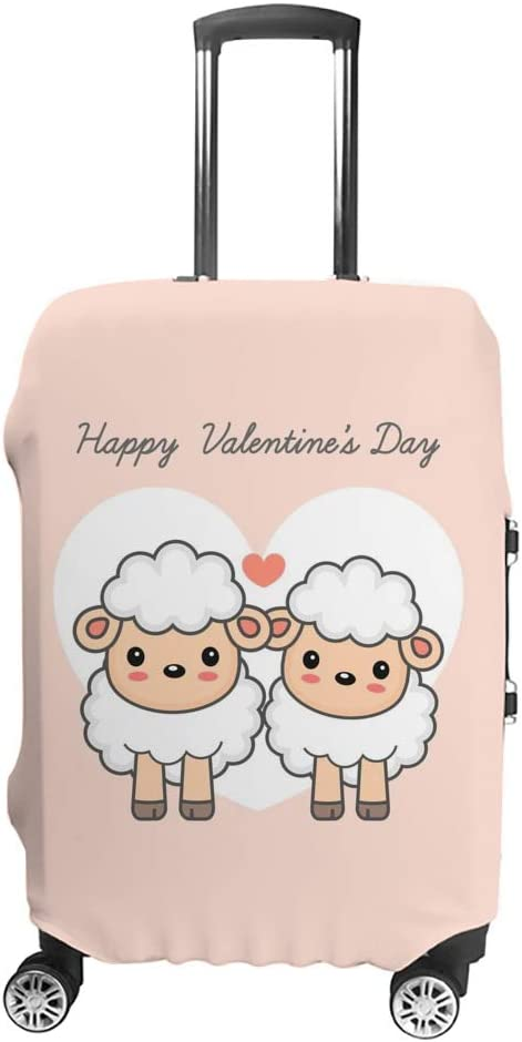 Travel Luggage Cover Suitcase Protector luggage Happ Be Rare Suitable Challenge the lowest price