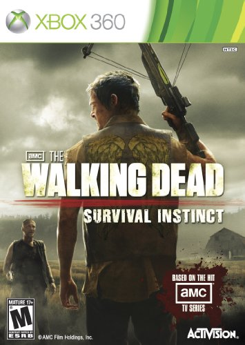 The Walking Dead: Survival Instinct - Xbox 360 by Activision