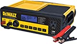 DEWALT DXAEC80 30 Amp Bench Battery Charger: 80 Amp Engine Start, 2...