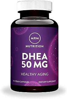 MRM DHEA Micronized - 50mg - 90 Vegan Capsules