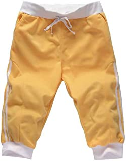 Howely Mens Slim FitRelaxed Fit Vogue Comfy Harem Athletic Jogger Pants