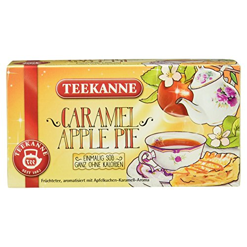 Teekanne Caramel Apple Pie, 18 Beutel, 40.5g
