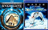 Star Gate Double Feature - Stargate (15th Anniversary Edition) & Stargate Continuum 2-Movie