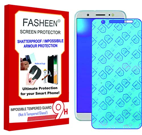 FASHEEN 9H+ Hardness XOLO X900 Tempered Glass Screen Guard, Shatterproof, Hammer Proof, Flexible, Impossible Screen Protector for XOLO X900