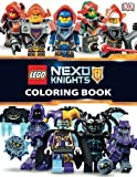 Nexo Knights Coloring book: Relaxing Coloring Book, Relieving Stress After Tiring Hours With Nexo Kights - Illustration +50 high quality fun funny for kids