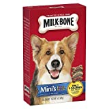 Milk-Bone Dog Snacks - Mini's Flavor Snacks 15 oz