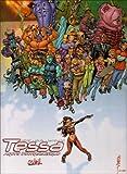 TESSA, AGENT INTERGALACTIQUE - COFFRET *T1 à T4*