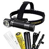 Nitecore HC35 LED-Taschenlampe mit max 2700 Lumen inklusive NL2740HP Akku Li-ion