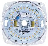 Silverlite 4',17W,5000K,1300LM,120V,CRI80,Dimmable LED Light Engine Retrofit Kit for Ceiling Flush Light,Ceiling Fan Light,Pendant,Lantern,Garden light