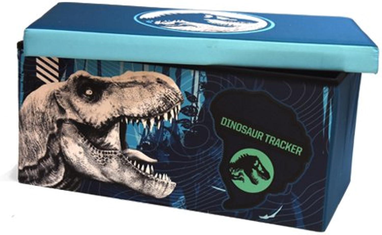 Jurassic World Storage Bench, bluee