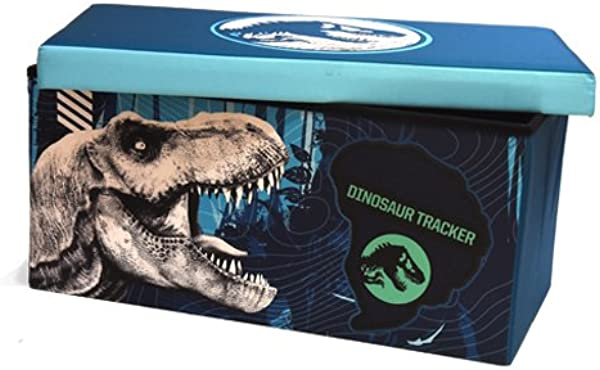 Jurassic World Storage Bench Green