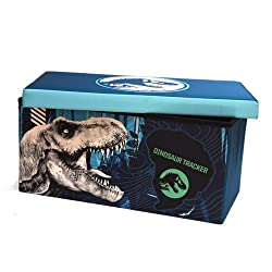 7. Jurassic World Storage Bench